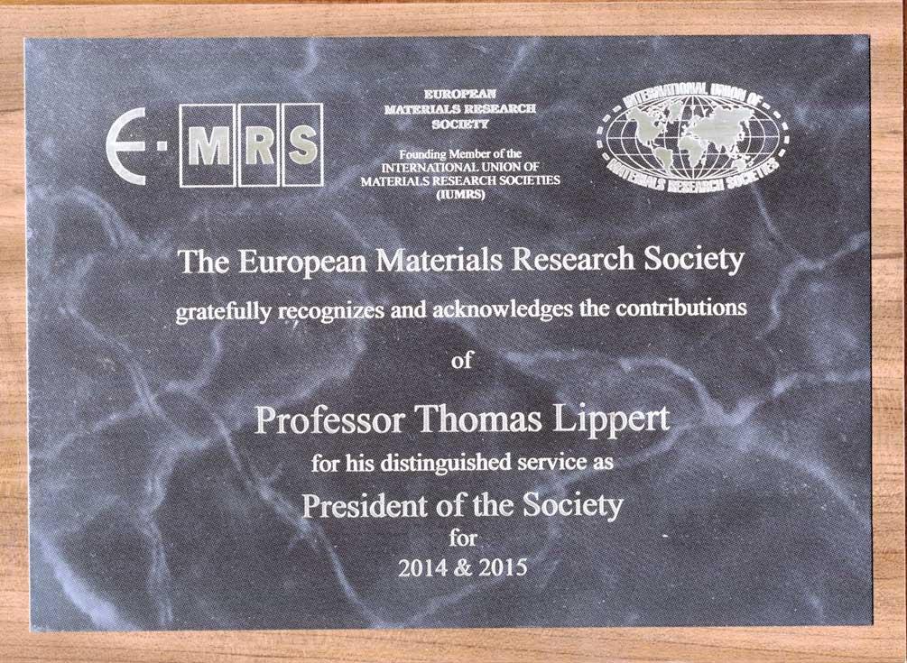 Thomas Lippert-Homepage